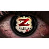 Temporada 2 Nation Z, Peliculas Y Mas + Regalo Usb 8 Gb