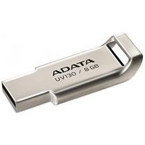 Memoria Flash Adata Usb Auv130-8gb-rgd 8g Dorada +c+