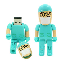 Memoria Usb Flash Pen Drive 8 Gb 2.0 Doctor Medico Cirujano