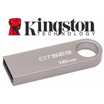 Kingston 32gb Memoria Datatraveler Se9 Metalica