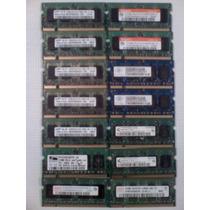 Memoria Lap Ddr2 512mb 4200/5300/6400 Entrega Gratis Df! Maa