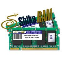 Memoria Ram 4gb Ddr2 Shikatronics Para Portatiles Acer Hwo