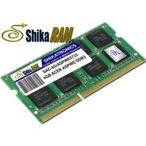 Memoria 4gb Ddr3 Shikatronics Para Portatil Acer Hwo
