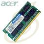 Memoria Ram Shikatronics De 2gb Para Notebook Acer