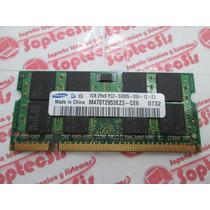 Memoria Ram De 1gb Marca Samsung Para Dell Inspiron 1521