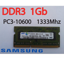 Memoria Ram Ddr3 1gb Pc3-10600 1333mhz Samsung Para Laptop
