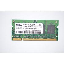 Memoria Ram Ddr2 512mb Promos 2rx16 Ddr2-667mhz-cl5 Hm4
