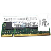 Memoria Ram Ddr2 512mg Pc2-4200 533mhz