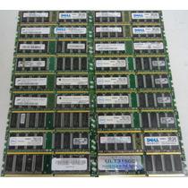 Memorias Ddr1 Pc-2100/2700/3200 1gb Entrega Gratis Df! Hm4