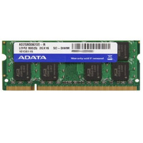 Memoria Sodimm Ddr2 Adata 2gb Pc667 Mhz Serie Premier +c+