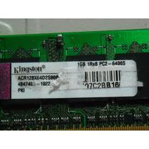Memoria Ddr2 Laptop 1gb Kingstong