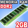 Memoria Ram 2gb Ddr2 Pc2-5300 Para Pc