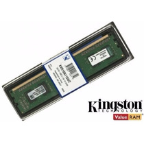 Memoria Ram Ddr3 2gb 1600 Mhz Pc Escritorio Kingston Mayoreo