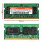 Memoria Usada Sodimm 200 Pines Ddr2 512 Mb 533 Mhz Cl4