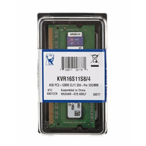 Memoria Sodimm 4 Gb Ddr3 Laptop Pc3-12800 1600 Mhz Kingston