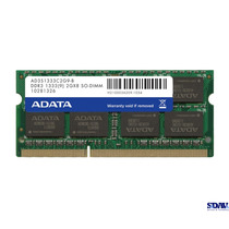 2 Memorias Ram Laptop Adata Pc-10600 Ddr3-1333 Sodimm 2gb