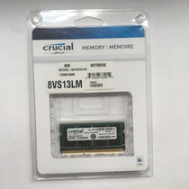 Memoria Certificada Para Mac 8gb Crucial Ddr3-1333 Mhz Apple