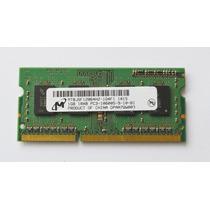 Memoria Ram Micro 1gb Ddr3 Mt8jsf12864hz-1g4f1 598859-001