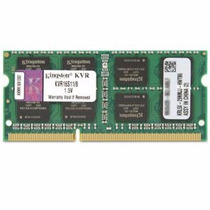 Memoria Ram Para Laptop Sodimm 8gb A 1600mhz Ddr3 Kingston