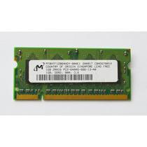 Memoria Ram Micro 1gb Ddr2 Mt8htf12864hdy-800e1 482168-001