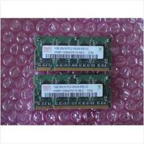 Memoria Ram Ddr2 1gb 2rx16 Pc2-5300s-55-12 Hynix 667 Mhz Sod