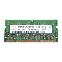 Memoria Ram Ddr2 512mb Pc4200 677mhz Hynix Hp-447518-001