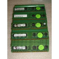 Memoria Ram 1 Gb Ddr2 533 Mhz Pc2-4200 De Pc Varias Marcas