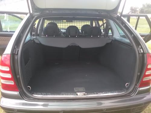 Mercedes Benz Clase C 320 Vagoneta 5p. Aut. 2003