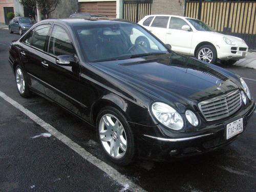 Mercedes Benz E 500 Blindado Gps 2006 $295000 Socio Anca