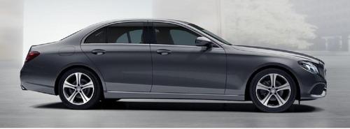 Mercedes-benz E Class 2017 4p E 200 Avantgarde L4/2.0/t Aut