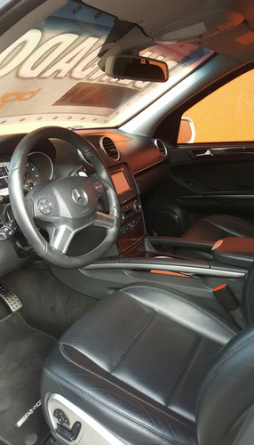 Mercedes Benz Ml63 Amg 2009 Blindada Nivel 3 Plus