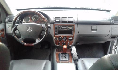 Mercedes Benz Modelo 1999 Blindada