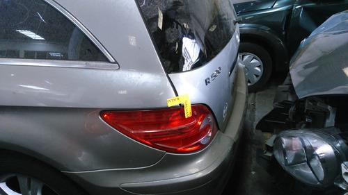Mercedes Benz R500 L Automatica 2007 $100 Mil