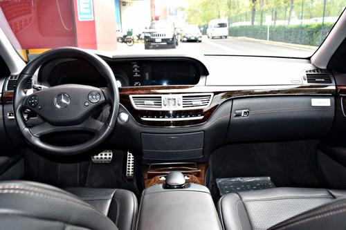Mercedes Benz S63 Amg Brabus 2013