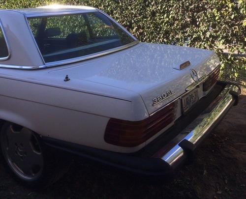 Mercedes Benz Sl 380 1981
