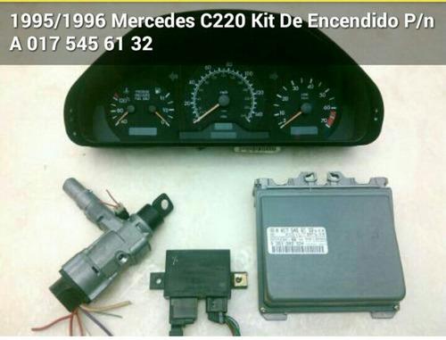 Mercedes C220 1997 Elegance 4 Cil Automatico $30000