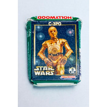 Cajetilla De Chicles Hollywood De Dinamarca C-3po