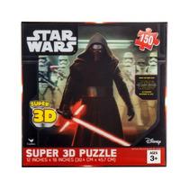 Star Wars Kylo Ren Rompecabezas En 3d 150 Piezas Original