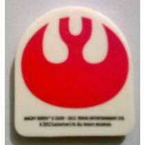 Star Wars - Angry Bird - Gomas Logo Rebelde