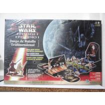 Juego De Batalla Tridimensional Star Wars Episodio I Hasbro