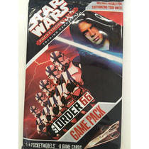 Star Wars Wizkids Order 66 / Pocketmodels Card Game Pack