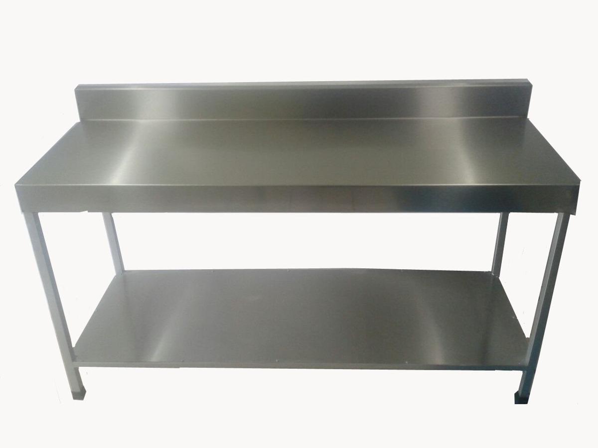 Mesa de trabajo en acero inoxidable 4 en mercadolibre - Mesa de trabajo acero inoxidable ...