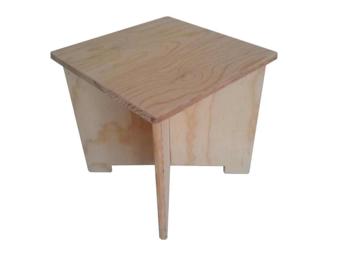 Mesa infantil armable env o gratis madera de pino a - Mesa infantil madera ...