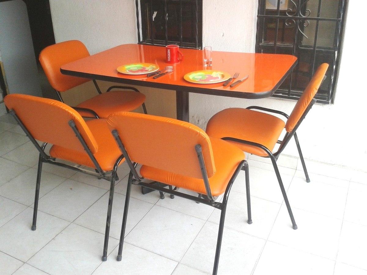 Mesa para 6 personas restaurante comedor hogar bar for Mesas de comedor para 12 personas
