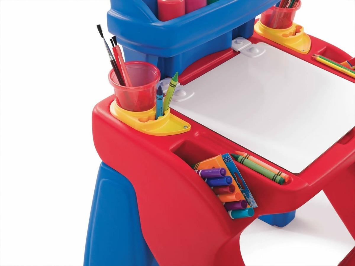 Mesa para juego paso 2 ni os escritorio 1 en - Mesas escritorio para ninos ...