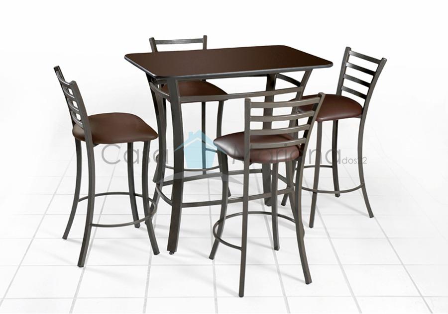 Mesa periquera para bar antro restaurante cafeteria lounge for Mesas para restaurante
