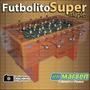 Futbolito - Super Sin Mecanismo - (marben)