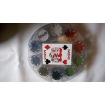 Set De 100 Fichas De Casino