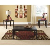 Set De 3 Mesas De Centro Sala Comedor Ashley Furniture
