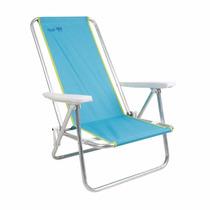 Coleman Silla De Lujo Para Playa Con Descansa Brazos